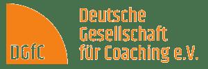 Logo Deutsche Gesellschaft für Coaching e.V.